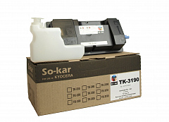 TK-3190 So-kar картридж для Kyocera с чипом 25000К