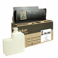 TK-360 So-kar картридж для Kyocera с чипом 20000K