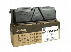 TK-1140 So-kar картридж для Kyocera с чипом  7200K