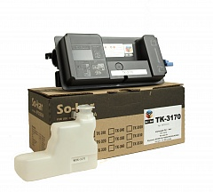 TK-3170 So-kar картридж для Kyocera без чипа  15500K